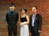 【公演レポート】遠藤真理&三浦一馬&松本和将トリオ・コンサート