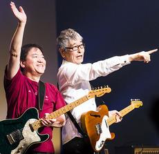 財津和夫 コンサート2018 with 姫野達也 〜 happy together 〜
